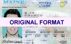 MAINE FAKE ID CARD, SCANNABLE FAKE IDS MAINE, BUY MAINE FAKEIDS AND FAKE IDENTIFICATION