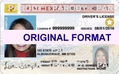 NEW MEXICO FAKE IDS SCANNABLE FAKE NEW MEXICO ID WITH HOLOGRAMS